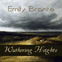 Image of Wuthering Heights book cover